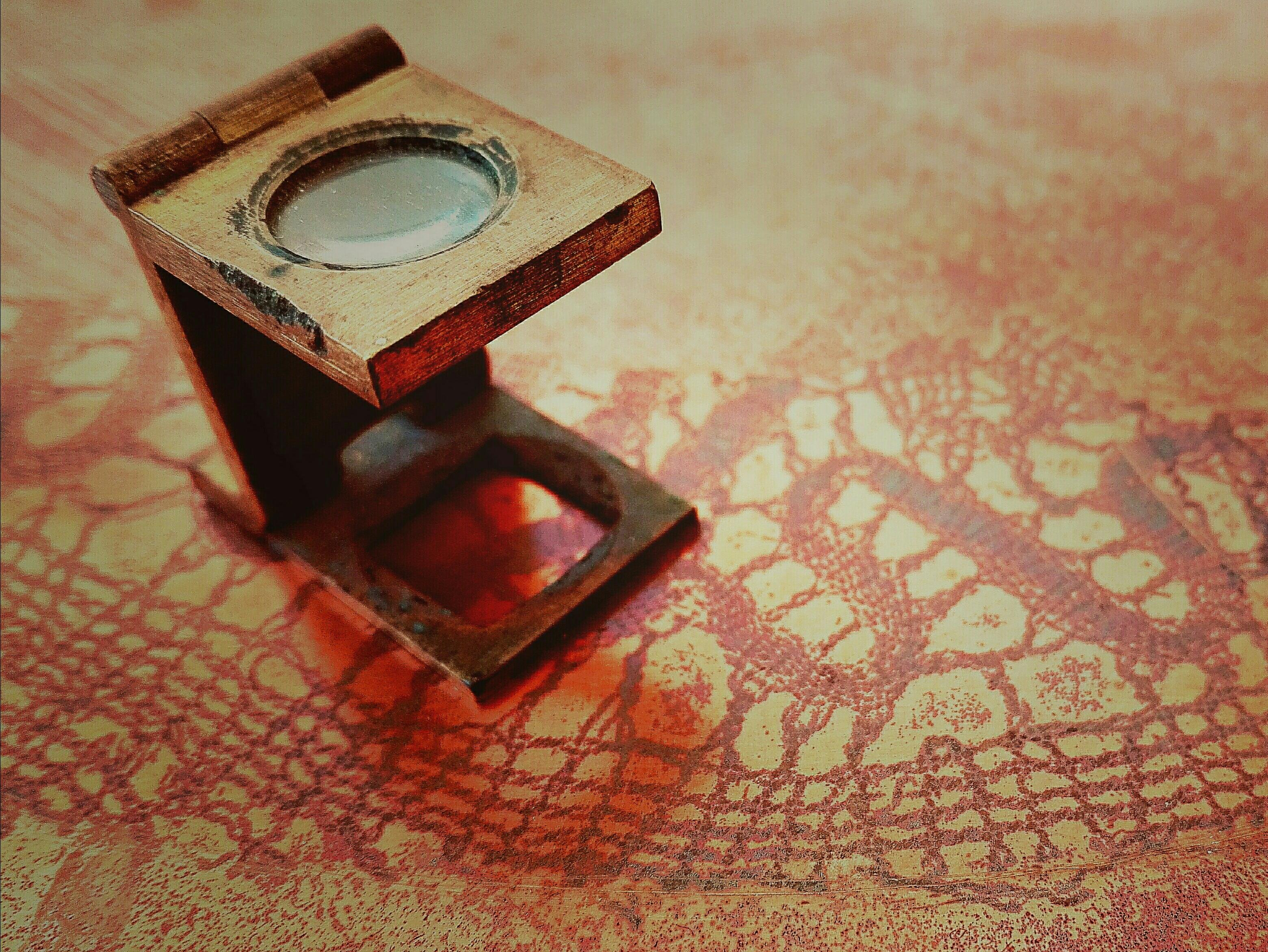 lentino contafili stampa d'arte