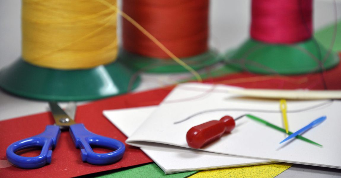 Il mio primo libro cucito a mano - workshop per bambini e famiglie ad Alba