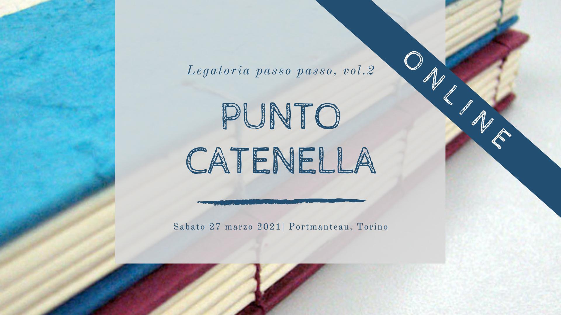Workshop online legatoria copta
