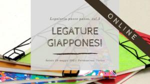 paola fagnola portmanteau workshop online legatoria giapponese 2021